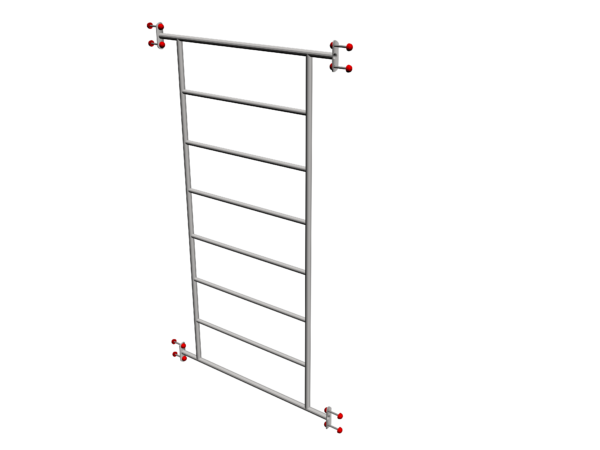 Лестница ММ-21