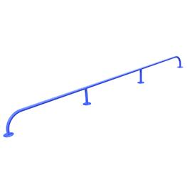 Элемент для скейт площадки ММ-208 Rail