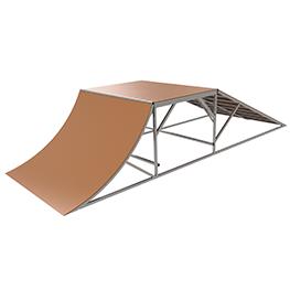 Элемент для скейт-площадки ММ-216