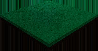 Травмобезопасная резиновая плитка — 40 мм